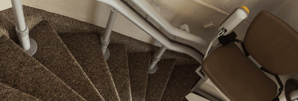 Treppenlift Miete